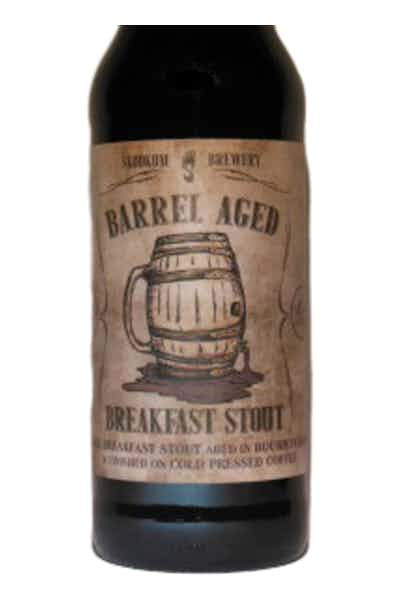 Skookum Barrel Aged Breakfast Stout