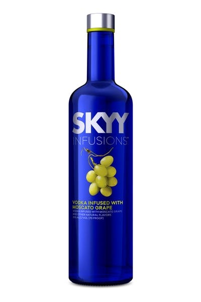 SKYY Infusions Moscato Grape