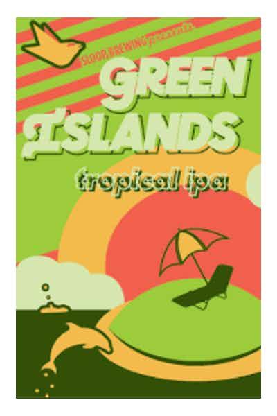 Sloop Brewing Green Islands