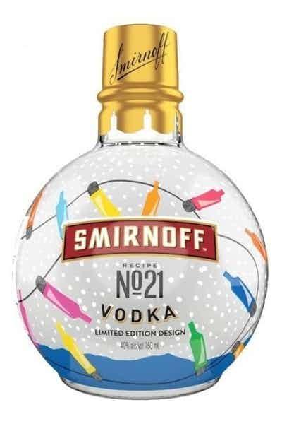 Smirnoff No. 21 Ornament Edition