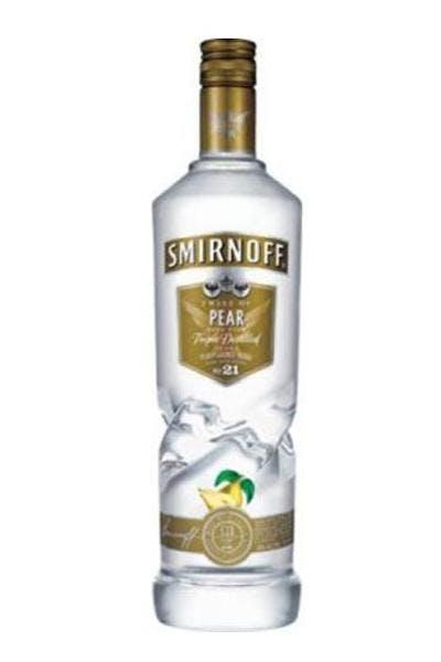 Smirnoff Pear [Discontinued]