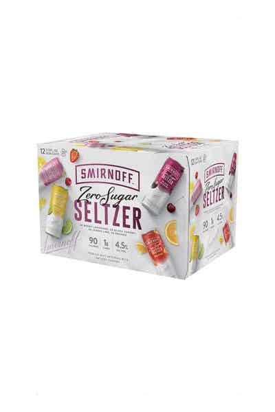 Smirnoff Seltzer Variety Pack