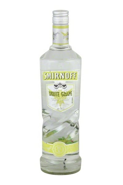 Smirnoff White Grape