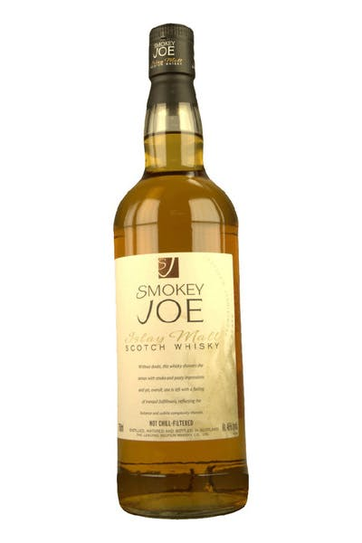 Smokey Joe Islay Malt Scotch Whisky