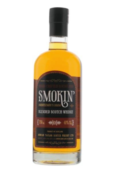 Smokin' Scotch Whiskey