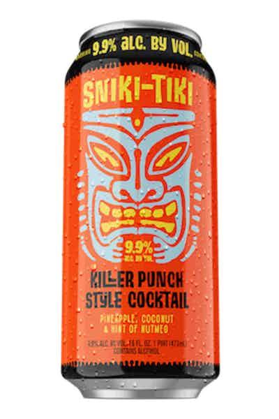 Sniki-Tiki Killer Punch