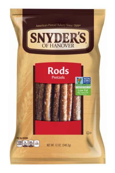 Snyders Pretzel Rods