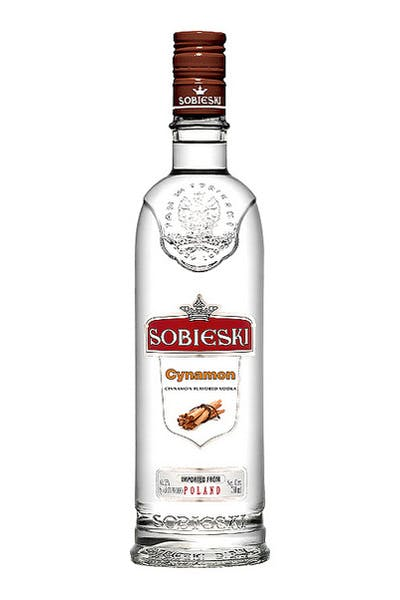 Sobieski Cynamon Vodka