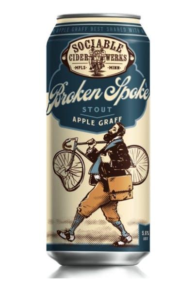 Sociable Cider Werks Spoke Wrench