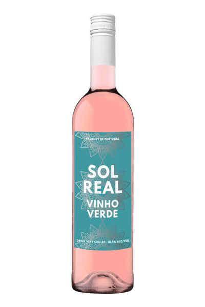 Sol Real Vinho Verde Rosé