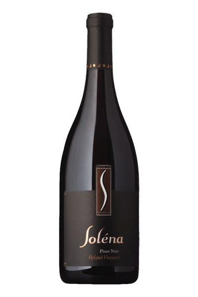 Solena Pinot Noir Hyland Vineyard Willamette Valley
