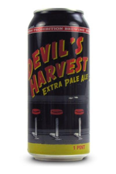Southern Prohibition Devil's Harvest Extra Pale Ale
