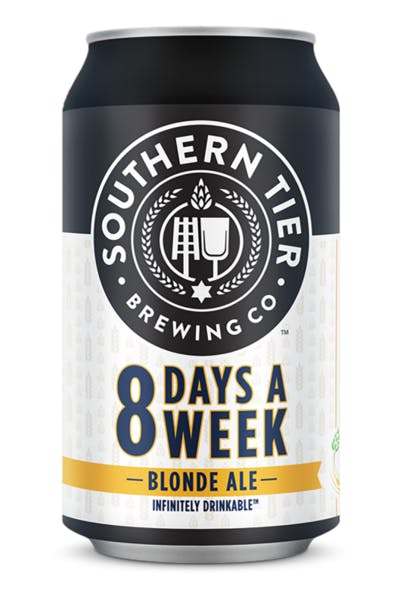 Southern Tier 8 Days A Week Blonde Ale