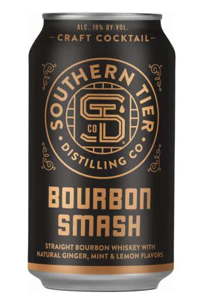 Southern Tier Bourbon Smash Craft Cocktail