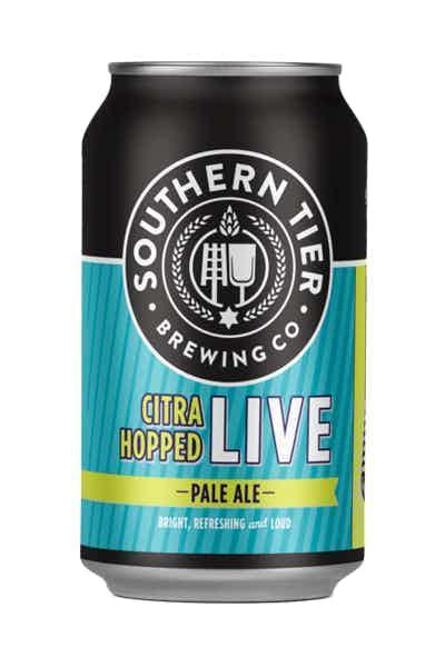 Southern Tier Citra Hopped Live Pale Ale