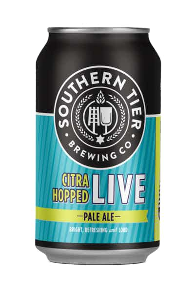 Southern Tier Citra Hopped Live Pale Ale