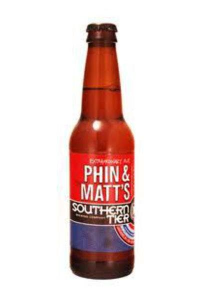 Southern Tier Phin And Matt's Extraordiary Ale