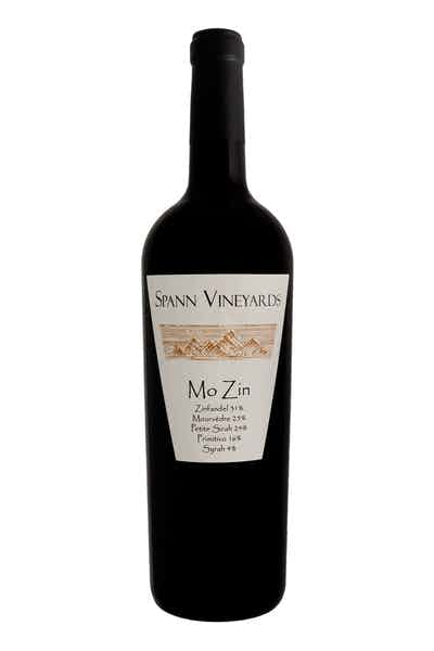 Spann Vineyards Mo Zin Zinfandel