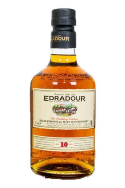 Cask Edradour 10 Year Bourbon Cask Finish Private Edition