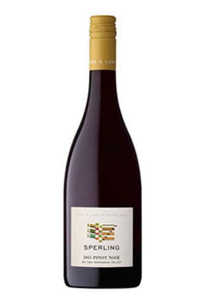 Sperling Pinot Noir