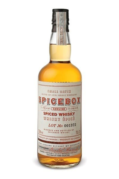 Spicebox Spiced Whisky