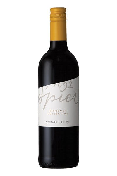 Spier Discover Red Pinotage Shiraz