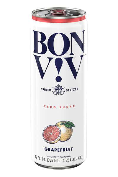 BON V!V Spiked Seltzer Grapefruit