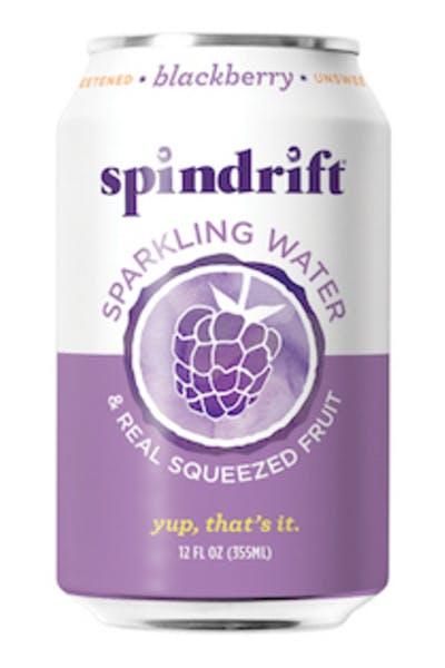 Spindrift Blackberry Sparkling Water