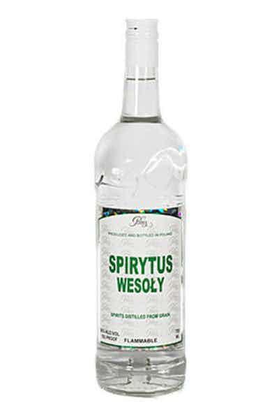 Polmos Spirytus 192 Proof