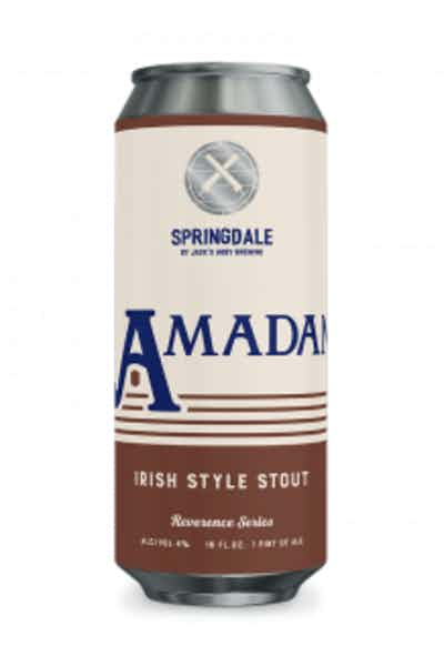 Springdale Amadan Irish Stout