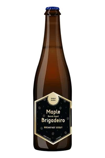 Springdale Maple Barrel-Aged Brigadeiro Stout