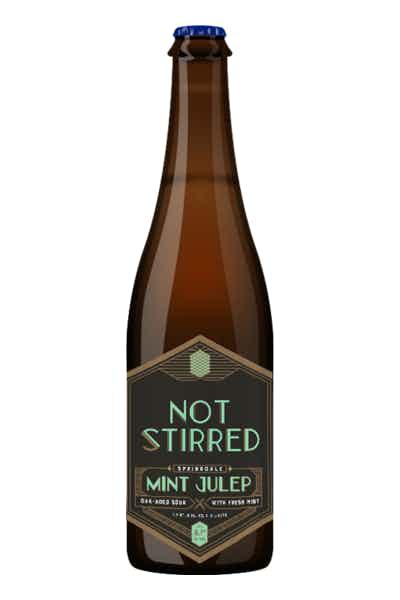 Springdale Not Stirred Mint Julep