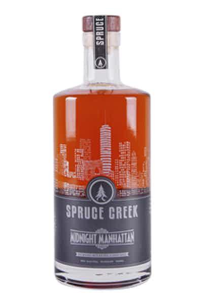 Spruce Creek Midnight Manhattan