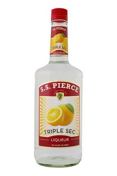 S.S. Pierce Triple Sec