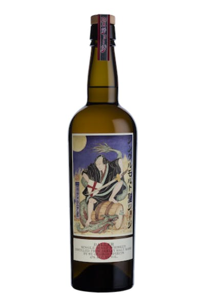 St. George Baller Single Malt Whiskey