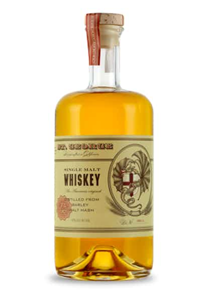 St. George Whiskey Single Malt