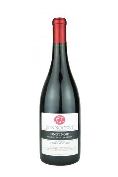 """St. Innocent """"Zenith"""" Pinot Noir"""