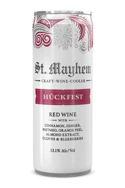 St. Mayhem Huckfest
