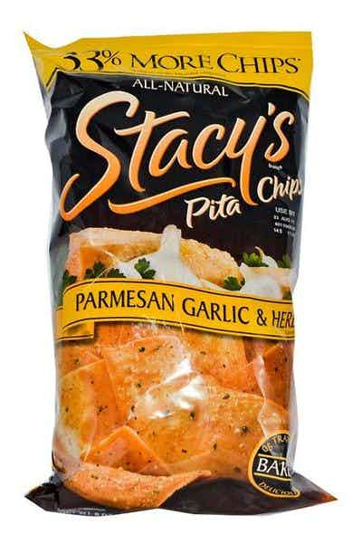 Stacy's Parmesan Garlic & Herb Pita Chips
