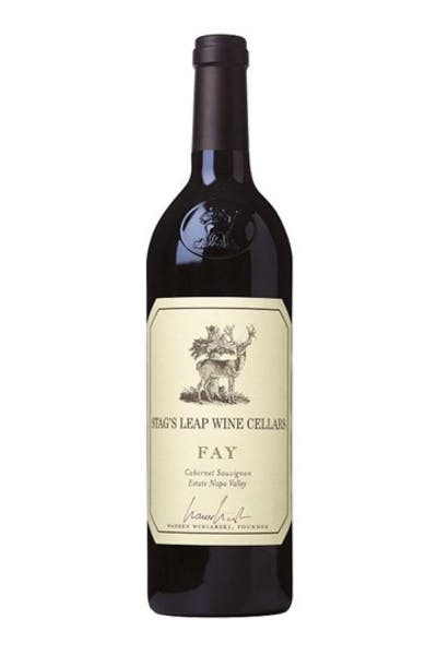 Stag's Leap Wine Cellars Fay Vineyard Cabernet Sauvignon