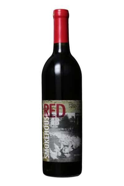Standing Stone Vineyards Smokehouse Red