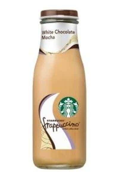 Starbucks Frappuccino White Chocolate Mocha