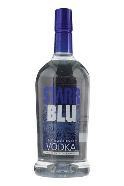 Starr Blu Vodka Pet