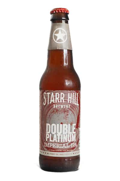 Starr Hill Double Platinum IPA