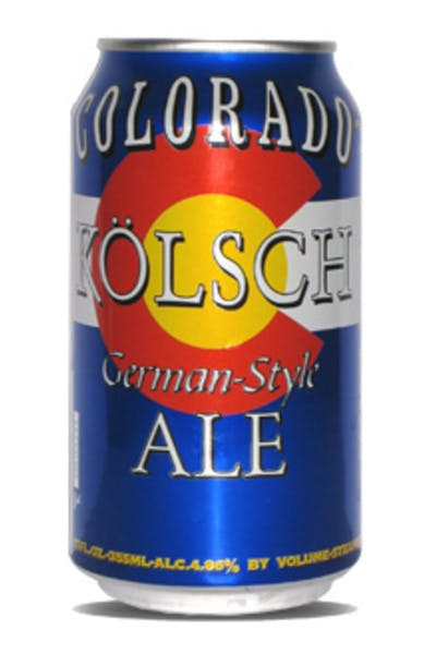 Steamworks Colorado Kolsch Ale