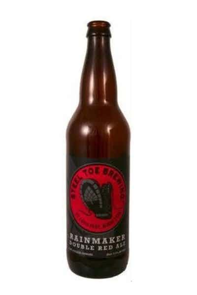 Steel Toe Rainmaker Double Red Ale
