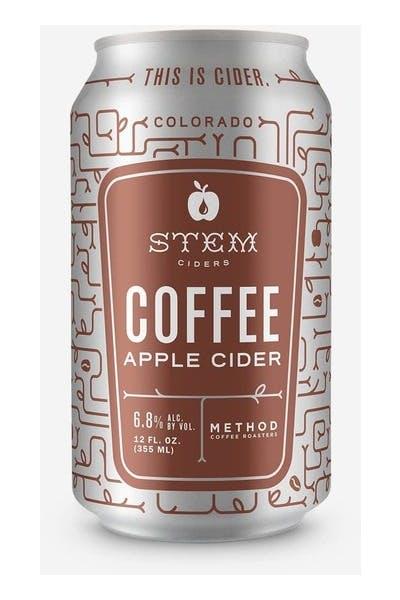 Stem Coffee Cider 4/12c Four Pack