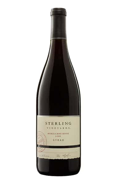 Sterling Vineyards Cellar Club Lodi Syrah