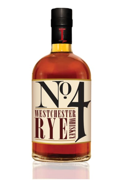 Still The One No.4 Westchester Rye Whiskey