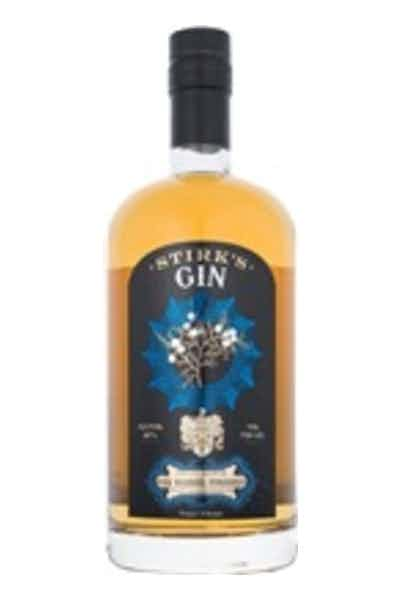 Stirk's Oak Barrel Finished Gin